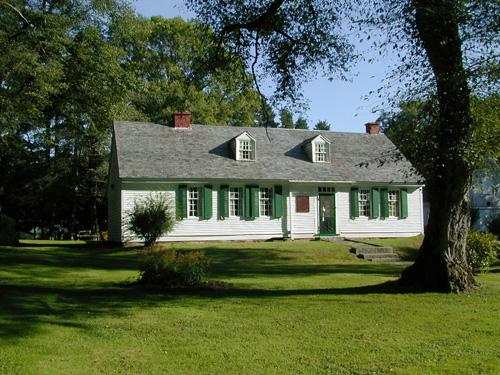 Perkins House Museum Exterior
