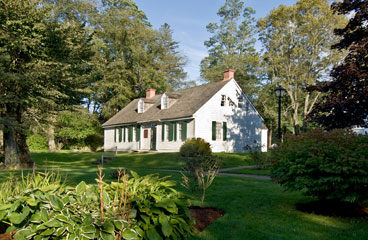 Perkins House Exterior
